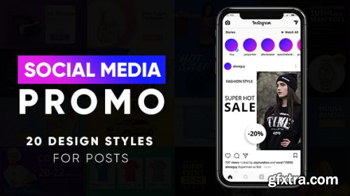Videohive Instagram Stories and Posts 21473740