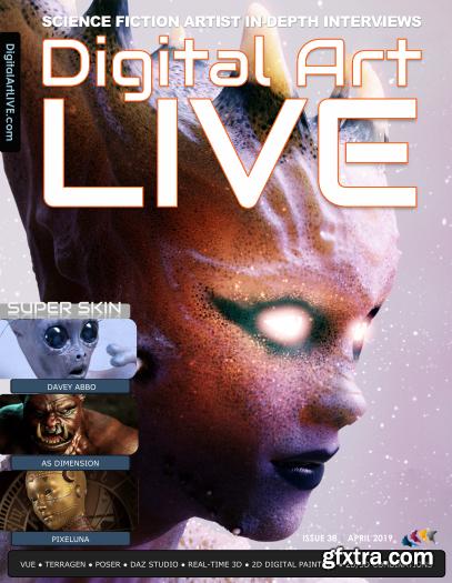Digital Art Live - March 2019