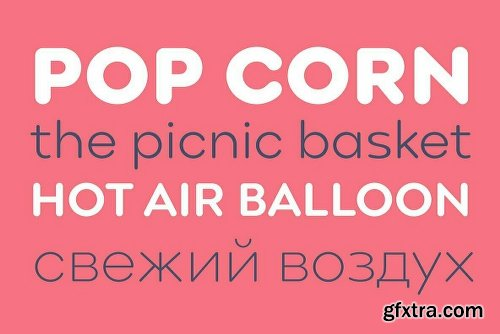 Point Soft Font Family - 20 Fonts