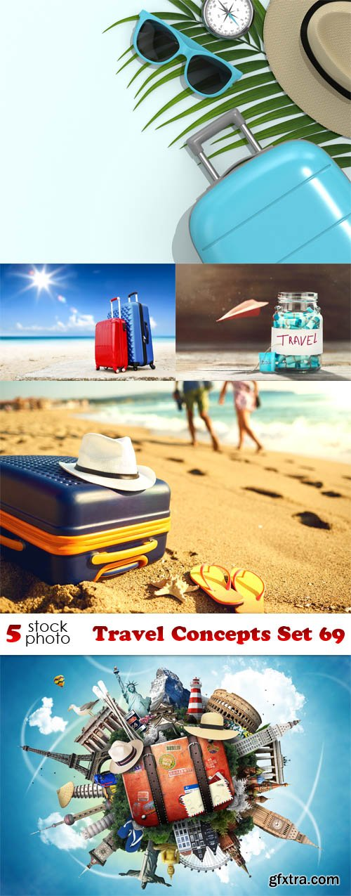 Photos - Travel Concepts Set 69