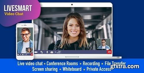 CodeCanyon - LiveSmart Video Chat v1.0.10 - 23122332