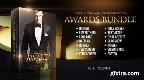 Videohive - Awards Bundle V.2 (Last Update 22 August 18) - 22481690