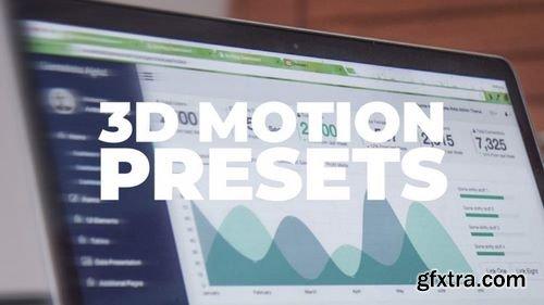 MotionArray 3D Motion Presets - Premiere Pro Presets 204996