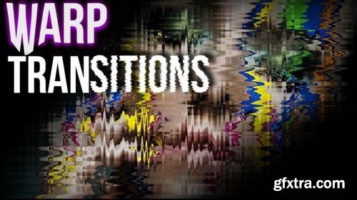 MotionArray Warp Transitions - After Effects Presets 203076