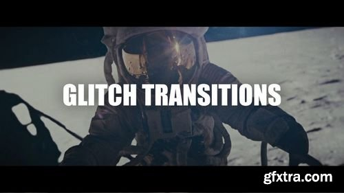 MotionArray Glitch Transitions After Effects Presets 199770
