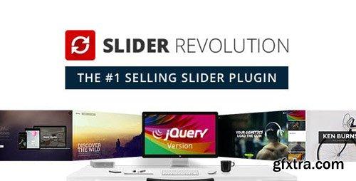 CodeCanyon - Slider Revolution v5.4.8 - Responsive jQuery Plugin - 2580848
