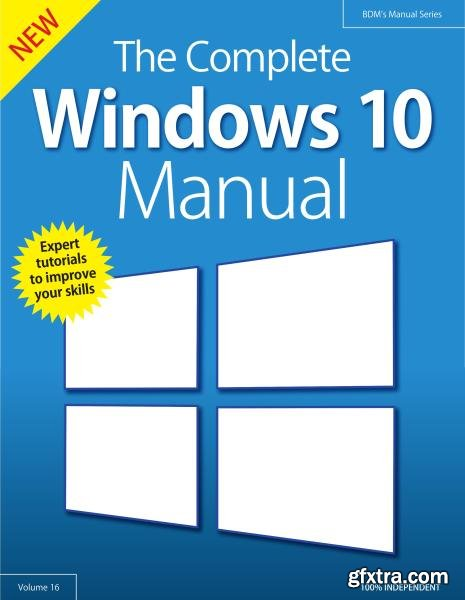 The Complete Windows 10 Manual 2018