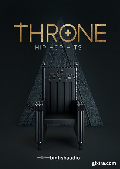 Big Fish Audio Throne: Hip Hop Hits MULTiFORMAT-AwZ