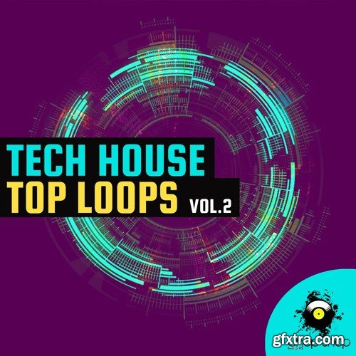 Chop Shop Samples-Tech House Top Loops Vol 2 WAV