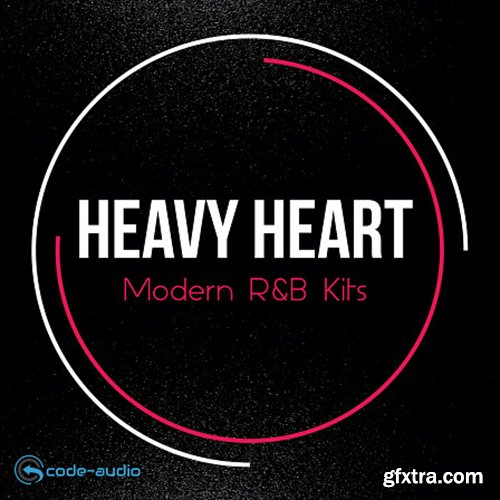 Code Audio Group Heavy Hearts Modern RnB Kits MULTIFORMAT-EXPANSION