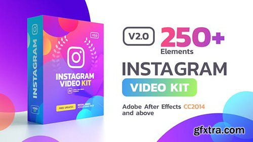 Videohive Instagram Stories V2.0 22331306
