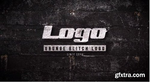 Cinematic Grunge Logo - After Effects 192055