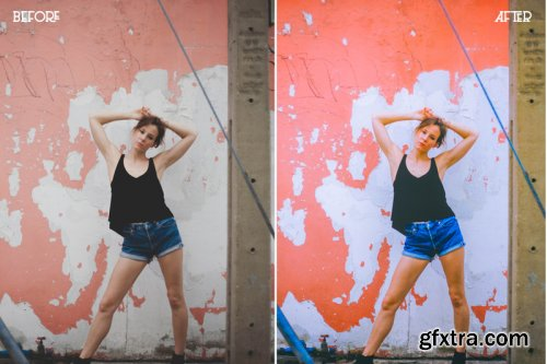 Multipurpose Lightroom Presets