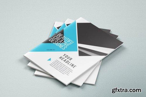 CreativeMarket - Business Brochure Template 01 3579967