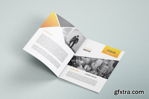 CreativeMarket - Business Brochure Template 03 3590176
