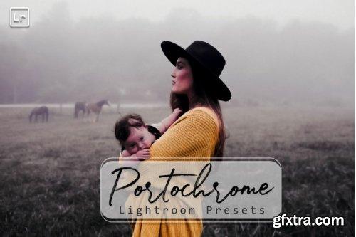 Portochrome Lightroom Presets