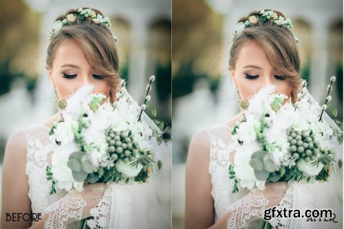 Wedding Elegance Lightroom Presets