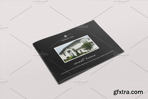 CreativeMarket - Real Estate Brochure Catalog V842 3187621