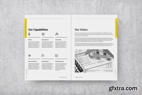 CreativeMarket - Proposal Template 3590935