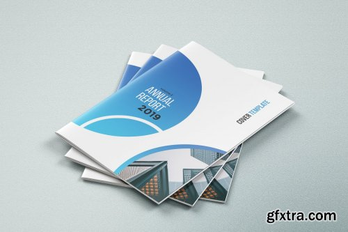 CreativeMarket - Business Brochure Template 06 3590234
