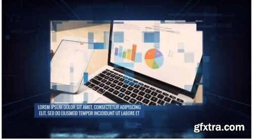 Corporate Slideshow - After Effects 197436