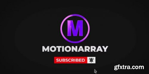 Simple YouTube Logo - After Effects 197102