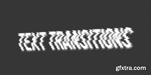 Glitch Text Transitions 200976