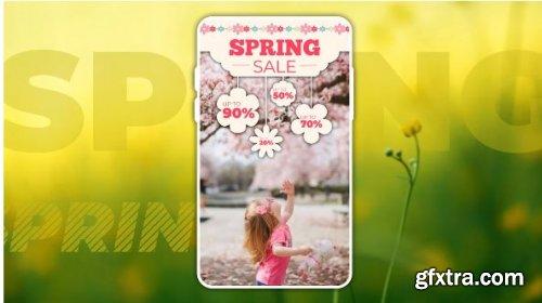 Instagram Stories Seasons - Premiere Pro Templates 204329