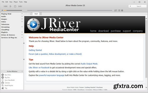 JRiver Media Center 25.0.17 Multilingual
