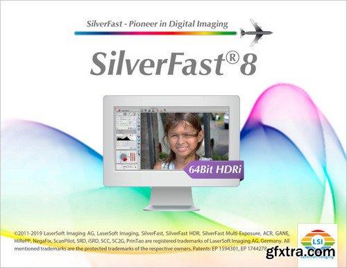 SilverFast HDR Studio 8.8.0r15 (x64) Multilingual