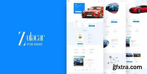 ThemeForest - Leo Rent Car - Car Rental Website (Update: 11 January 19) - 22799189