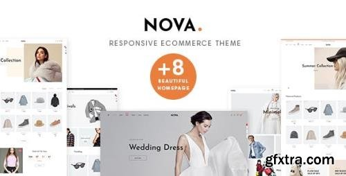 ThemeForest - Nova - Prestashop 1.7.5.x Theme for Fashion | Clothing| Bags | Shoes | Accessories (Update: 9 March 19) - 23196727