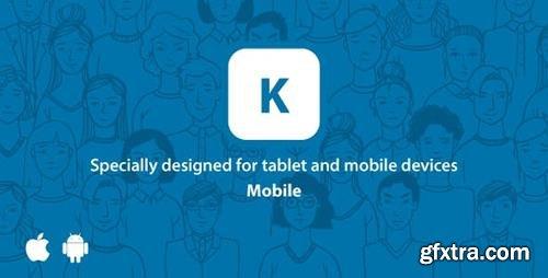 CodeCanyon - Kontackt - Mobile-Friendly (PHP Social Network) v1.12 - 22736578