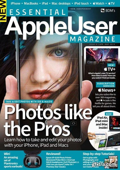 Essential iPhone & iPad Magazine – April 2019
