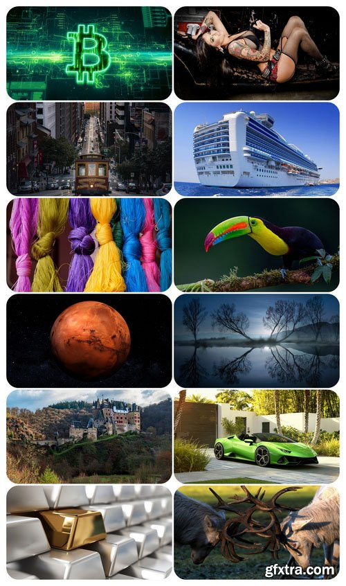 Beautiful Mixed Wallpapers Pack 922