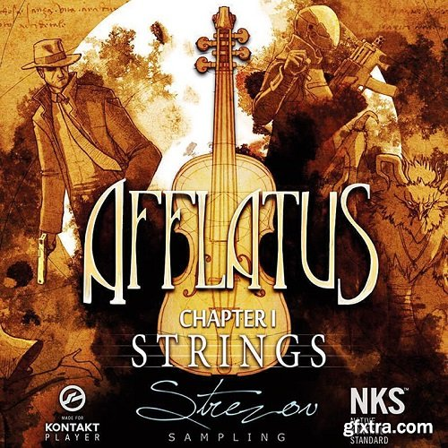 Strezov Sampling AFFLATUS Chapter I Strings v1.1 KONTAKT-AwZ