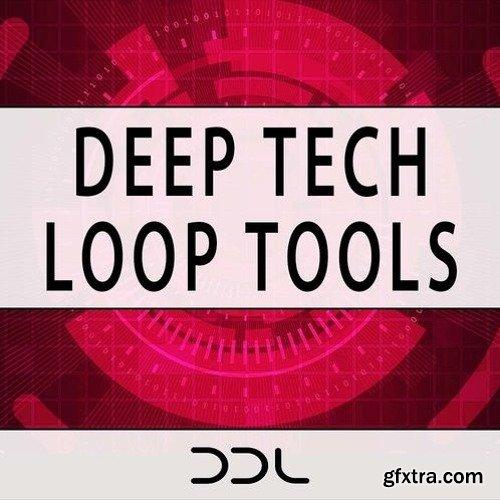 Deep Data Loops Deep Tech Loop Tools WAV