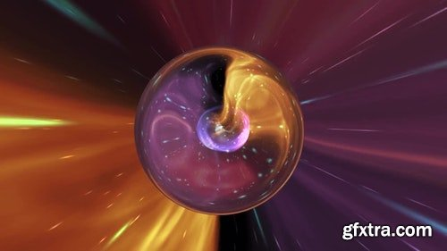 MotionArray Galaxy Ball Abstract Background 204695