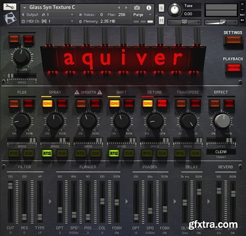 Rigid Audio Aquiver v1.2 KONTAKT-AwZ