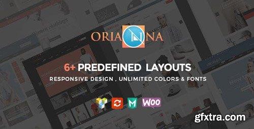 ThemeForest - Orianna v1.4.2 - Responsive WooCommerce Fashion Theme - 11797176