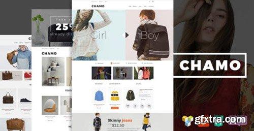ThemeForest - Chamo v1.4.1 - Responsive WooCommerce WordPress Theme - 15595462