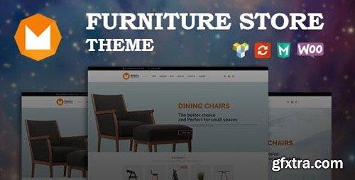 ThemeForest - Mobilia v1.2 - Furniture WooCommerce WordPress Theme - 17079432
