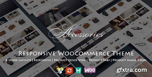 ThemeForest - WooAccessories v1.2 - Responsive WordPress Theme - 14553336