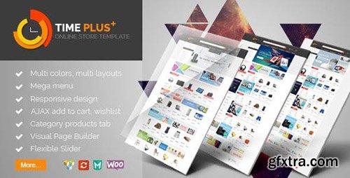 ThemeForest - TimePlus v1.2.1 - Mega Store Responsive WooCommerce Theme - 16361554