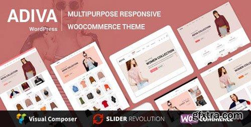 ThemeForest - Adiva v1.9 - eCommerce WordPress Theme - 21208467