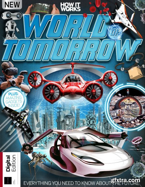 How It Works: World of Tomorrow, 3rd Edition