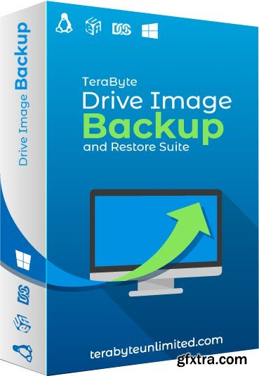 TeraByte Drive Image Backup & Restore Suite 3.3.4 (x64) Portable