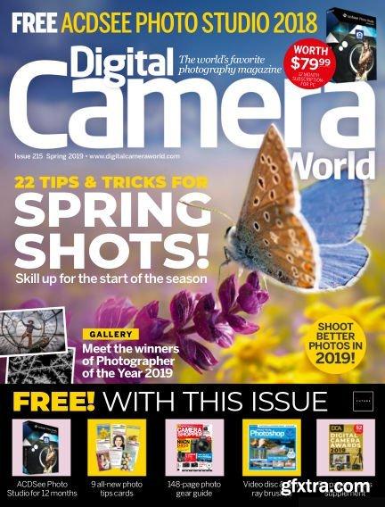 Digital Camera World - Spring 2019