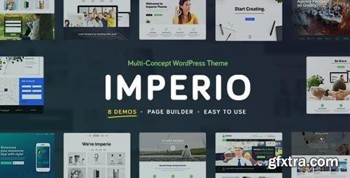 ThemeForest - Imperio v1.9 - Business, E-Commerce, Portfolio & Photography WordPress Theme - 17268951