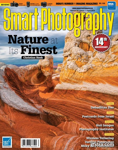 Smart Photography - April 2019